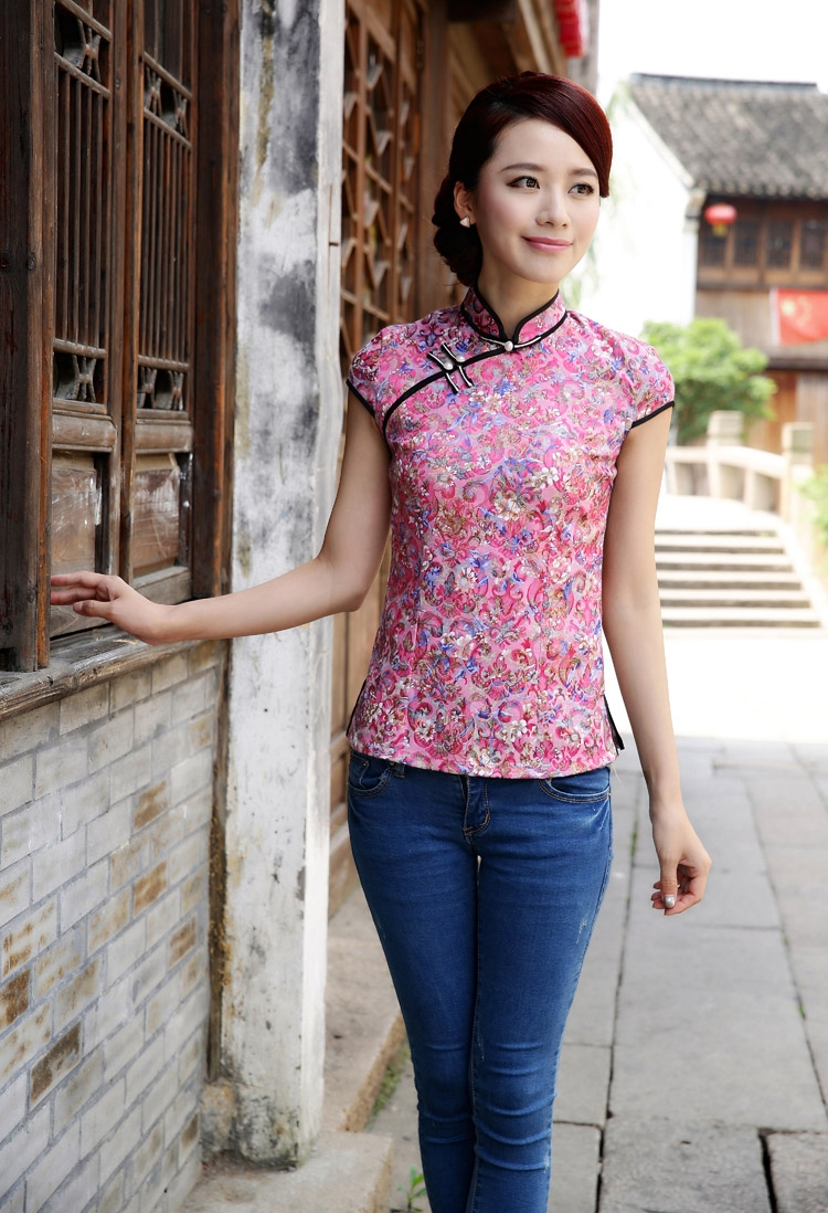 Polka Dot Shirt For Women