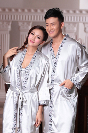 Matching Pair Of Robes