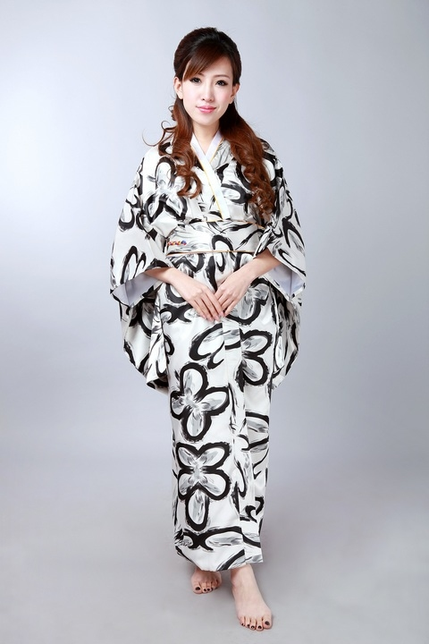 Asian kimono robe are